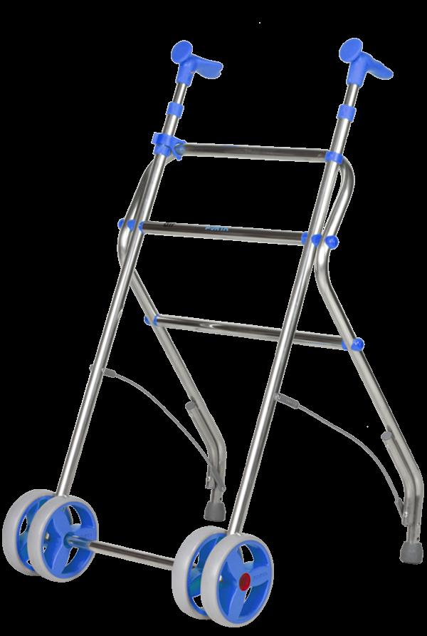 Andador Air Azul Forta de interior