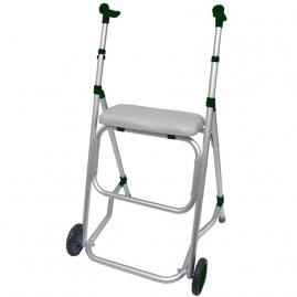 Andador con asiento 3g de la marca Total Care-2