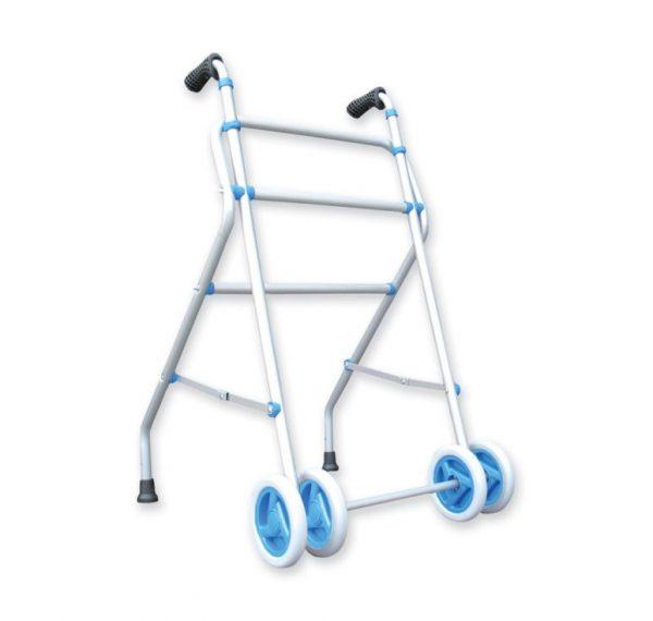Andador aluminio AL 1g de Prim sin asiento