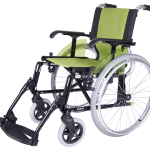 Forta Line Autopropulsable - Silla de ruedas con rueda trasera grande