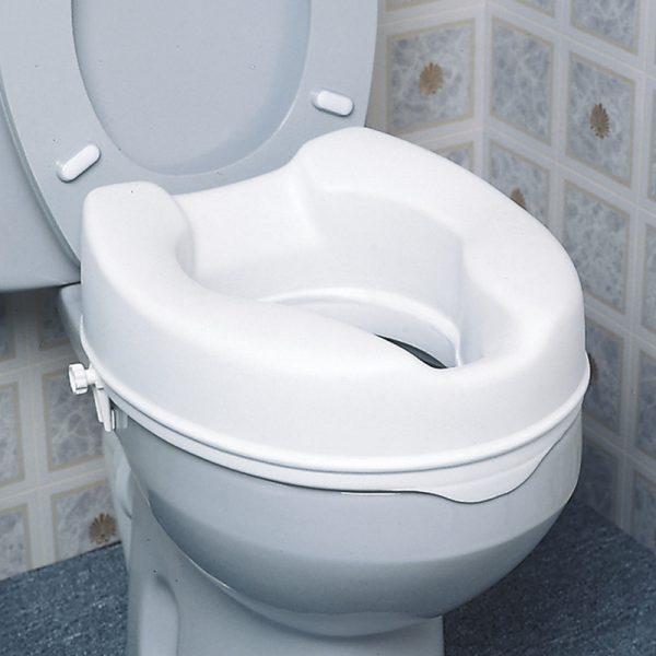 Elevador de WC de 10cm sin tapa